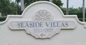 Seaside Villas logo