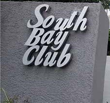 South Bay Club logo