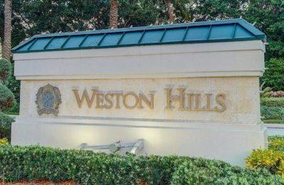 Weston Hills logo