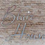Blair House logo