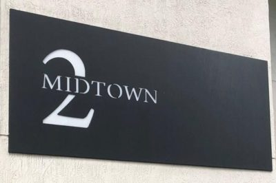 Two Midtown logo