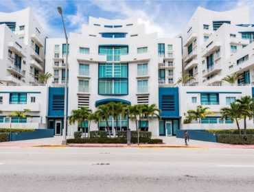 Ocean Blue Condos for Sale and Rent 7600 Collins AveMiami Beach, FL 33141