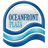 Ocean Front Plaza logo