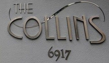 The Collins logo