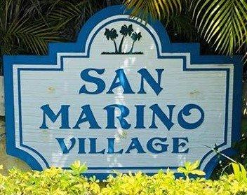 San Marino Village logo