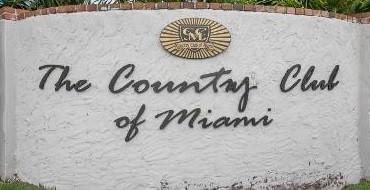 Country Club Of Miam logo