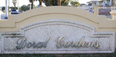 Doral Gardens logo
