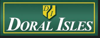 Doral Isles logo