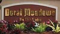 Doral Meadows logo