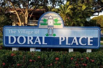 Doral Park logo