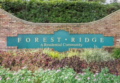Forest Ridge logo