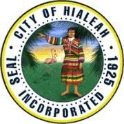 Hialeah - logo