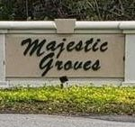 Majestic Groves logo