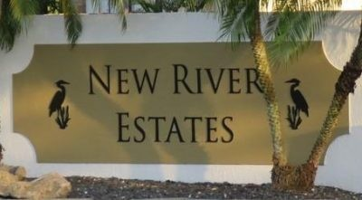 New River Estates logo