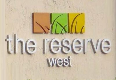The Reserve At Doral West logo