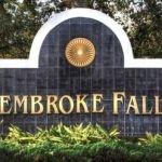 Pembroke Falls logo
