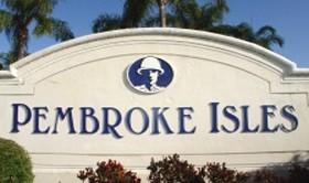 Pembroke Isles logo