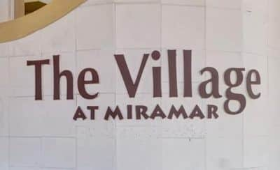 The Village at Miramar logo