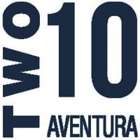 TWO 10 Aventura logo