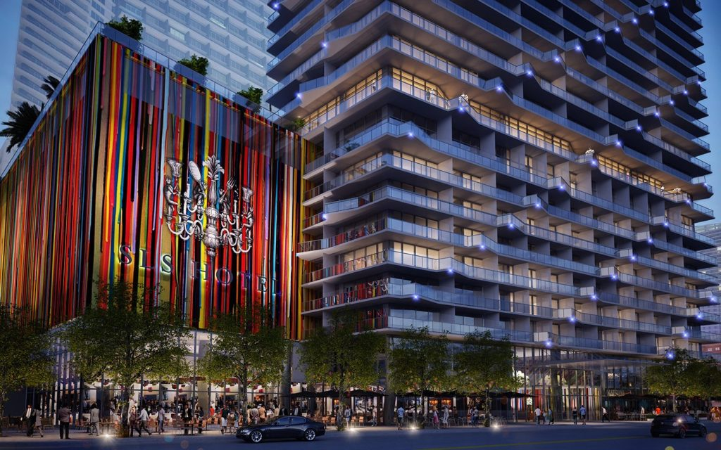 SLS Brickell Hotel & Residences brings business and pleasure together image 01