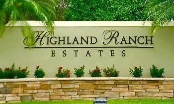 Highland Ranch Estates