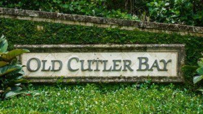 Old Cutler Bay logo