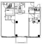 vue-at-brickell-floor-plan-model-2b - thumbnail